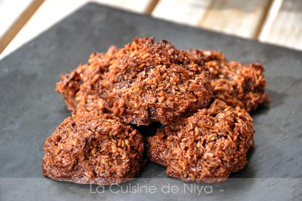 Rochers coco-cacao