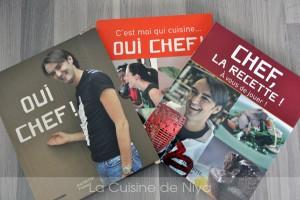 Lot 2 - Oui Chef ! Cyril Lignac