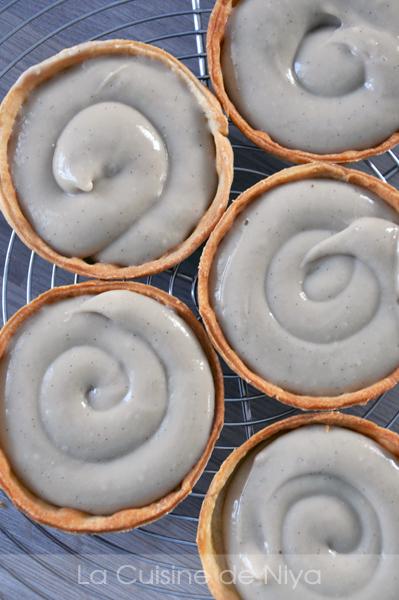 La Cuisine de Niya - Crème pâtissière végane #vegan