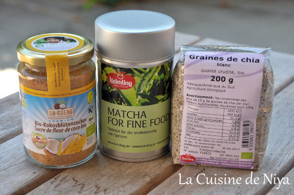 La Cuisine de Niya - Partenariat - Keimling