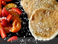 Pancakes coco [vegan]